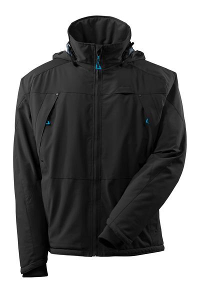 MASCOT® ADVANCED - sort - Vinterjakke med CLIMASCOT®, vandtæt, lav vægt