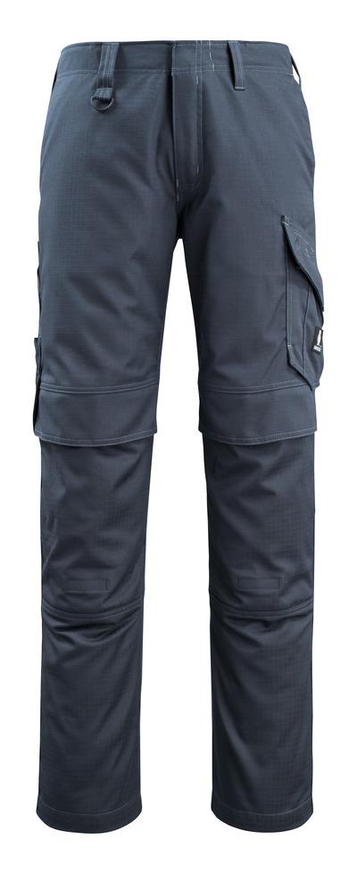 MASCOT® Arosa - mørk marine - Bukser med knælommer, smudsafvisende, multibeskyttelse