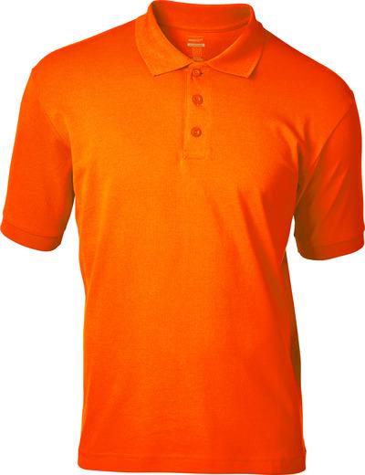 MASCOT® Bandol - hi-vis orange - Poloshirt