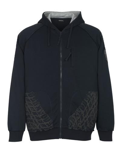 MASCOT® Brest - mørk marine* - Hættetrøje