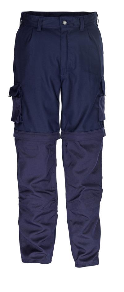 MASCOT® Cadiz - marine* - Bukser med knælommer