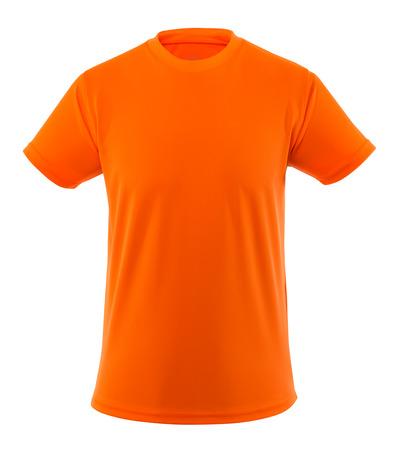 MASCOT® Calais - hi-vis orange - T-shirt, hi-vis, svedtransporterende CoolDry, lav vægt, moderne pasform
