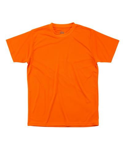 MASCOT® Calais - hi-vis orange - T-shirt, hi-vis, lav vægt, moderne pasform