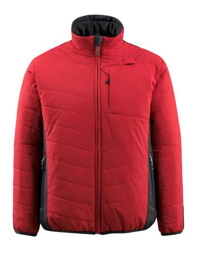 MASCOT® Erding - rød/sort - Jakke med fór, vandafvisende, høj isoleringsevne