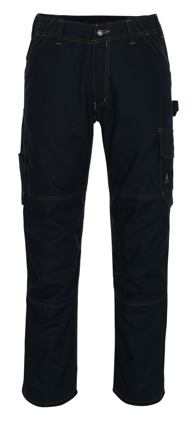 MASCOT® Faro - mørk marine - Bukser, høj slidstyrke