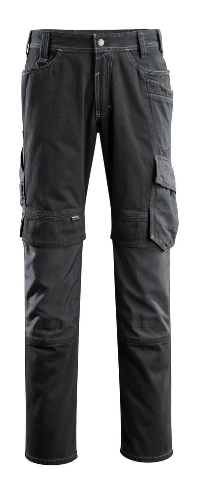 MASCOT® Ferrol - sort denim - Jeans