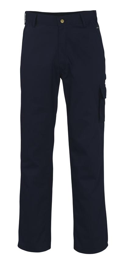 MASCOT® Grafton - marine - Bukser, høj slidstyrke