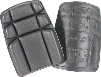 MASCOT® Grant - grå - Knæpuder, kort model