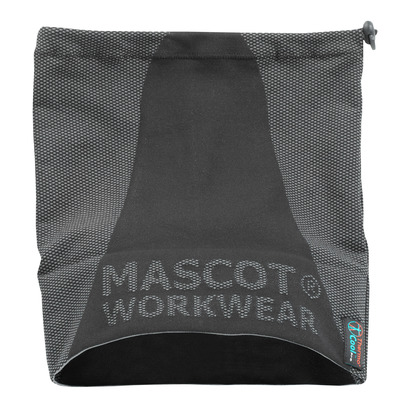 MASCOT® Halden - sort - Halsvarmer, svedtransporterende