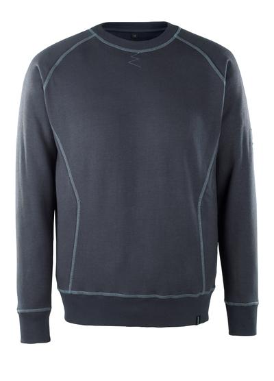 MASCOT® Horgen - mørk marine - Sweatshirt, multibeskyttelse, moderne pasform