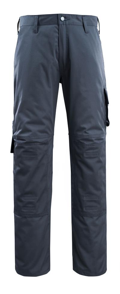 MACMICHAEL® Jardim - mørk marine - Bukser med knælommer, lav vægt