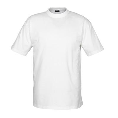MASCOT® Java - hvid - T-shirt, klassisk pasform