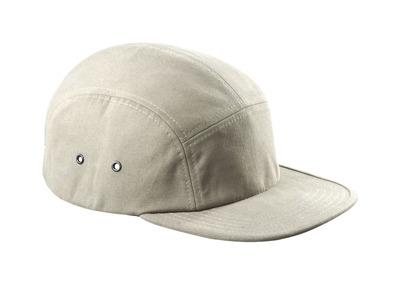 MASCOT® Joba - lys kaki - Cap med ventilationshuller, regulerbar
