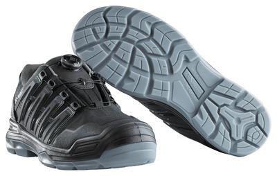 MASCOT® Kailash - sort/mørk antracit - Sikkerhedssko S3 med Boa®-lukning
