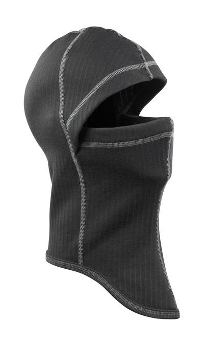 MASCOT® Kindu - sort - Balaclava, isolerende hoved- og halsbeklædning