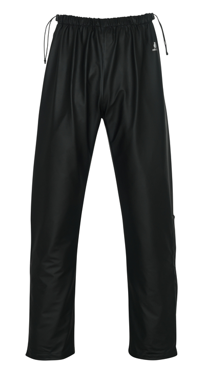 MASCOT® Laguna - sort - Regnbukser, vind- og vandtæt