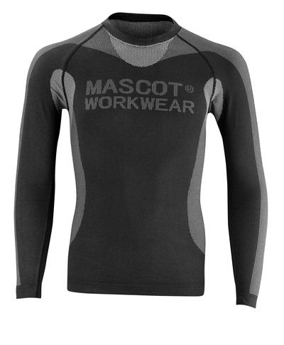 MASCOT® Lahti - sort - Undertrøje