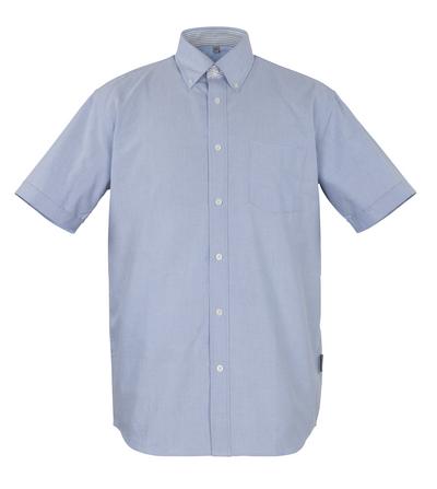 MASCOT® Lamia - oxford blå* - Skjorte, kortærmet