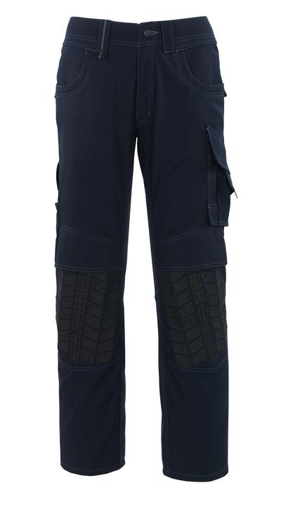 MASCOT® Laronde - mørk marine* - Bukser med knælommer