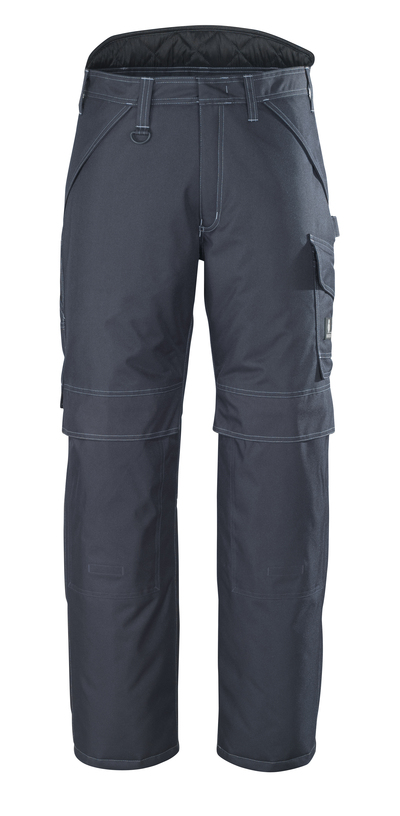 MASCOT® Louisville - mørk marine - Vinterbukser, vandtæt