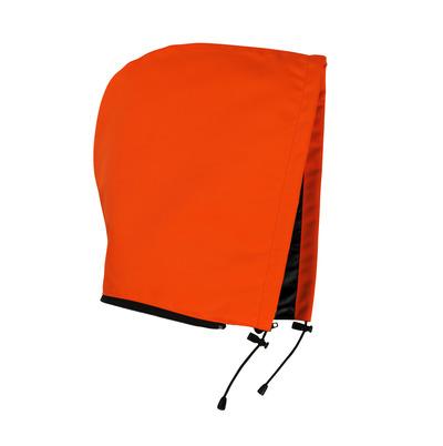 MASCOT® MacAllen - hi-vis orange - Hætte med lynlås og fór, vandafvisende