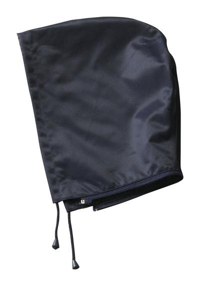 MASCOT® MacKlin - marine - Hætte med lynlås og fór, vandtæt