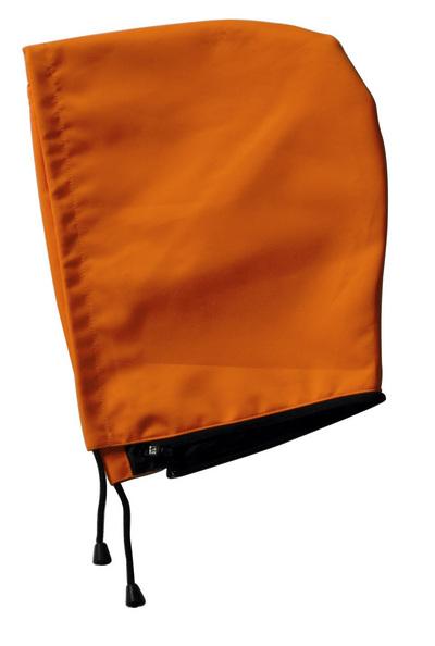 MASCOT® MacKlin - hi-vis orange* - Hætte med lynlås