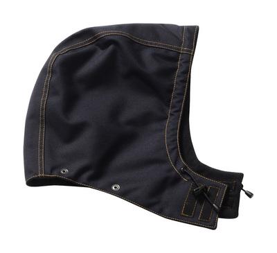 MASCOT® MacNeal - mørk marine - Hætte med trykknapper og fór, vandtæt