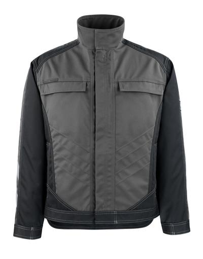 MASCOT® Mainz - mørk antracit/sort - Arbejdsjakke