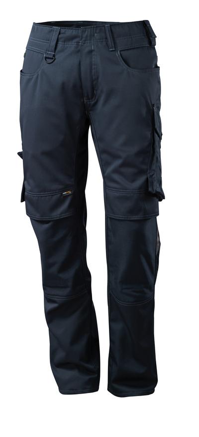 MASCOT® Mannheim - mørk marine - Bukser med CORDURA®-knælommer, lav vægt