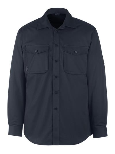 MASCOT® Mesa - mørk marine - Skjorte