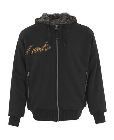 MASCOT® Monforte - sort* - Hættetrøje