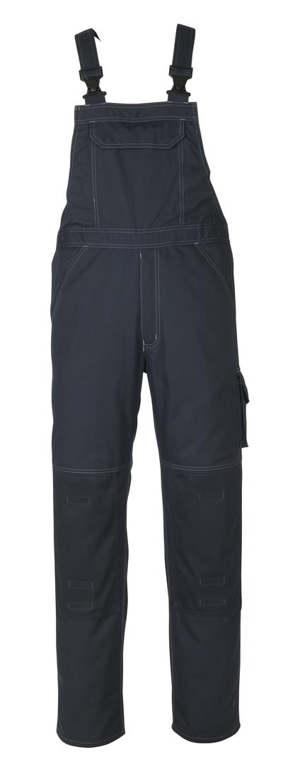 MASCOT® Newark - mørk marine - Overall med knælommer, lav vægt