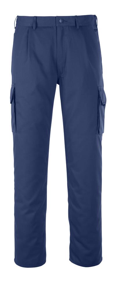 MASCOT® Orlando - marine - Buks med lårlomme, høj slidstyrke