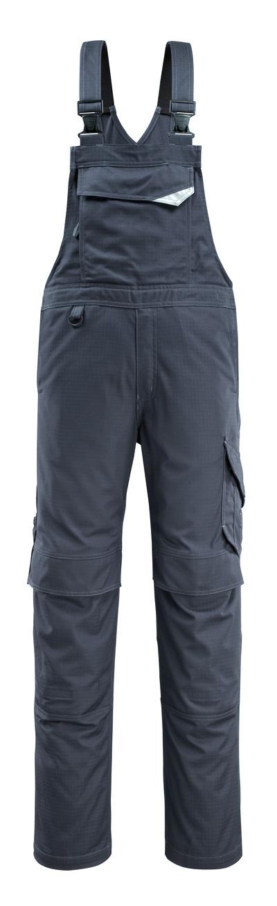 MASCOT® Oron - mørk marine - Overall med knælommer, smudsafvisende, multibeskyttelse
