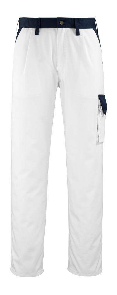 MACMICHAEL® Passos - hvid/marine* - Bukser
