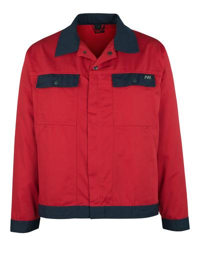 MACMICHAEL® Peru - rød/marine - Jakke