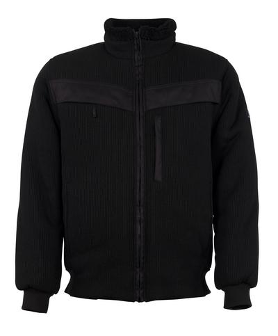 MASCOT® Pinto - sort - Klimapelsjakke