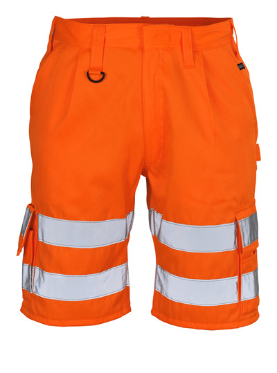 MASCOT® Pisa - hi-vis orange - Shorts, kl. 1