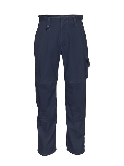 MASCOT® Pittsburgh - mørk marine - Bukser med knælommer, lav vægt