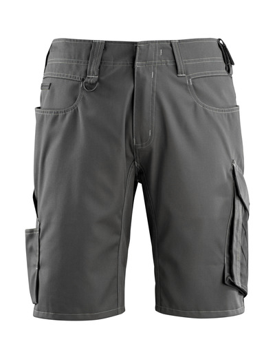 MASCOT® Stuttgart - mørk antracit/sort - Shorts