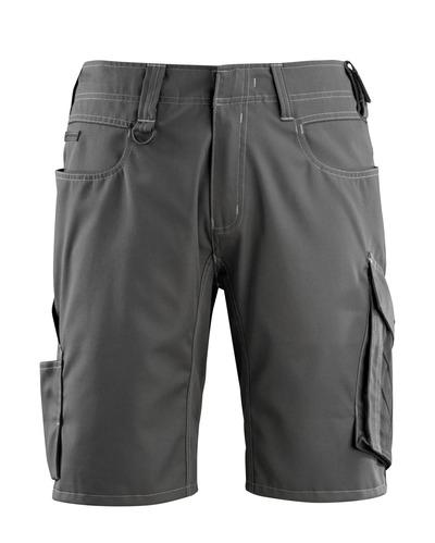 MASCOT® Stuttgart - mørk antracit/sort - Shorts, lav vægt