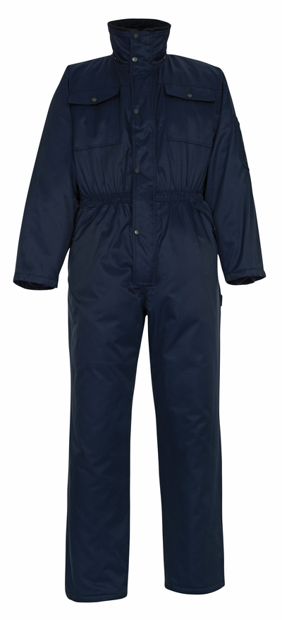 MASCOT® Thule - marine - Vinterkedeldragt med pelsfór, vandafvisende Bearnylon®
