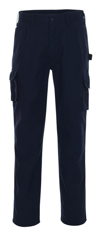 MASCOT® Toledo - marine - Bukser, høj slidstyrke