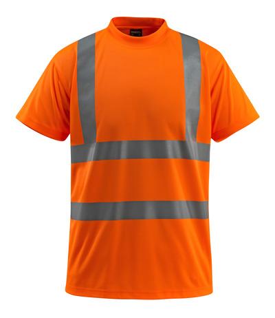 MASCOT® Townsville - hi-vis orange - T-shirt, klassisk pasform, kl. 2