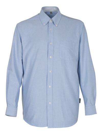 MASCOT® Tripoli - oxford blå* - Skjorte