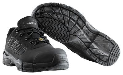 MASCOT® Ultar - sort - Sikkerhedssko S3 med snørebånd