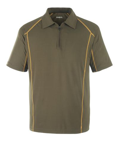 MASCOT® Vagos - mørk oliven - Poloshirt