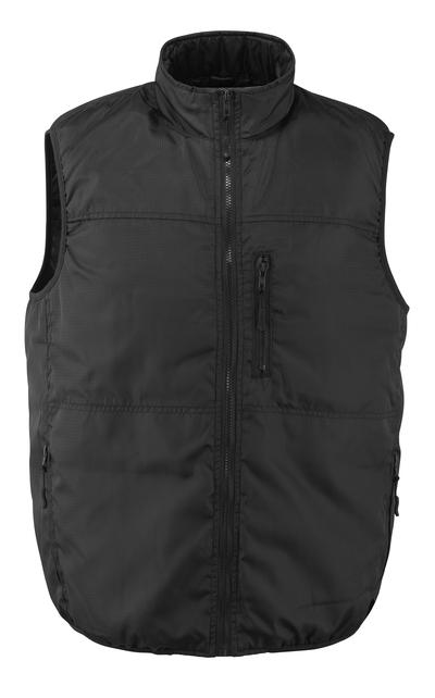 MASCOT® Vilada - sort - Vest, vatteret