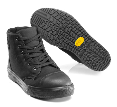 MASCOT® Wilson - sort* - Sikkerhedsstøvle
